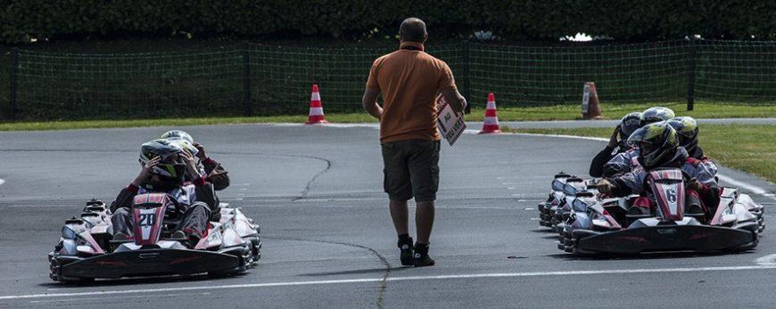 Le circuit de Karting EIA